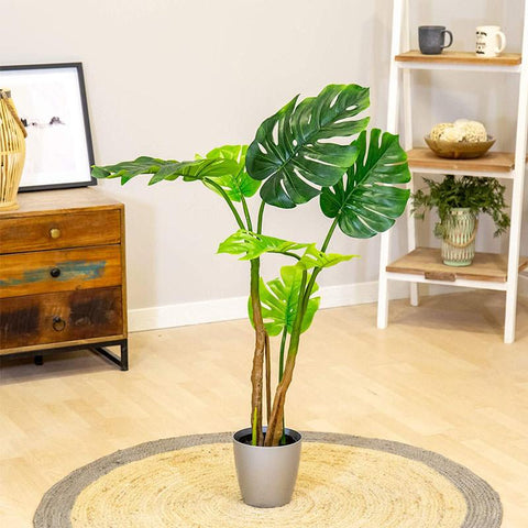 faux philodendron