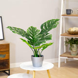 feuille monstera artificielle