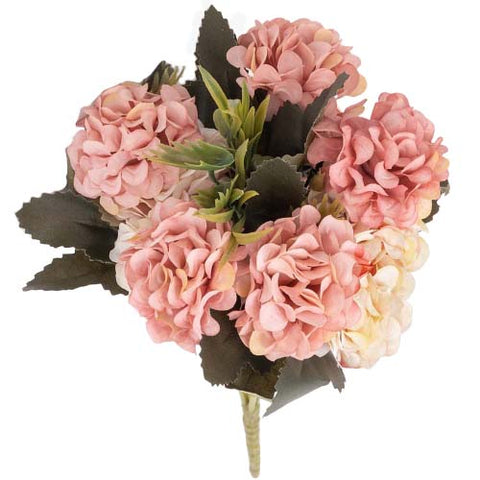 hortensia rose bouquet