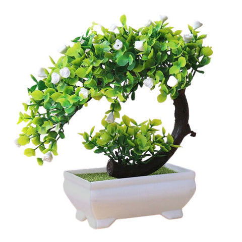 petit bonsai artificiel