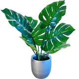 plante monstera artificielle