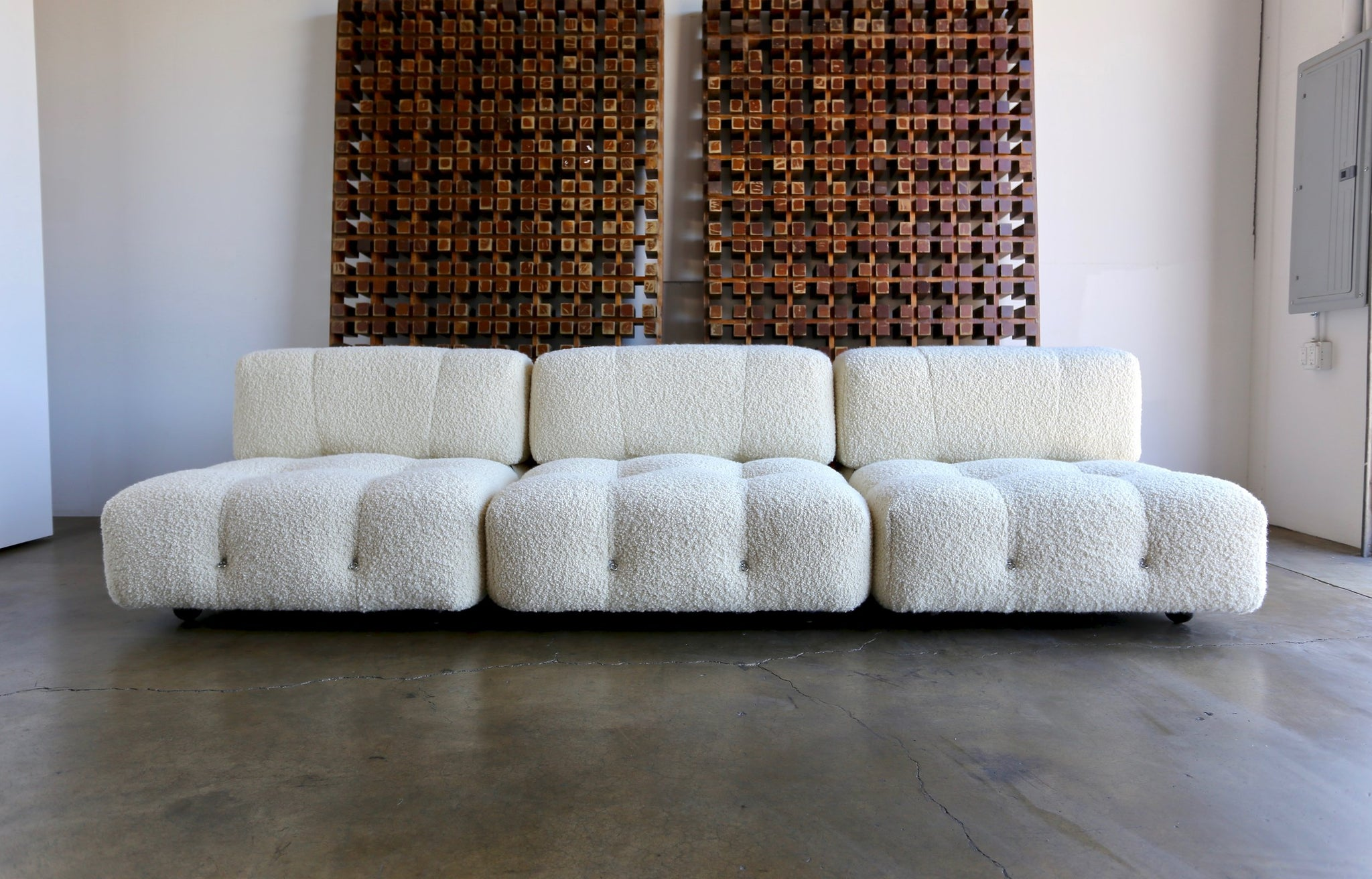 = SOLD = Mario Bellini Camaleonda Sofa For B&B Italia