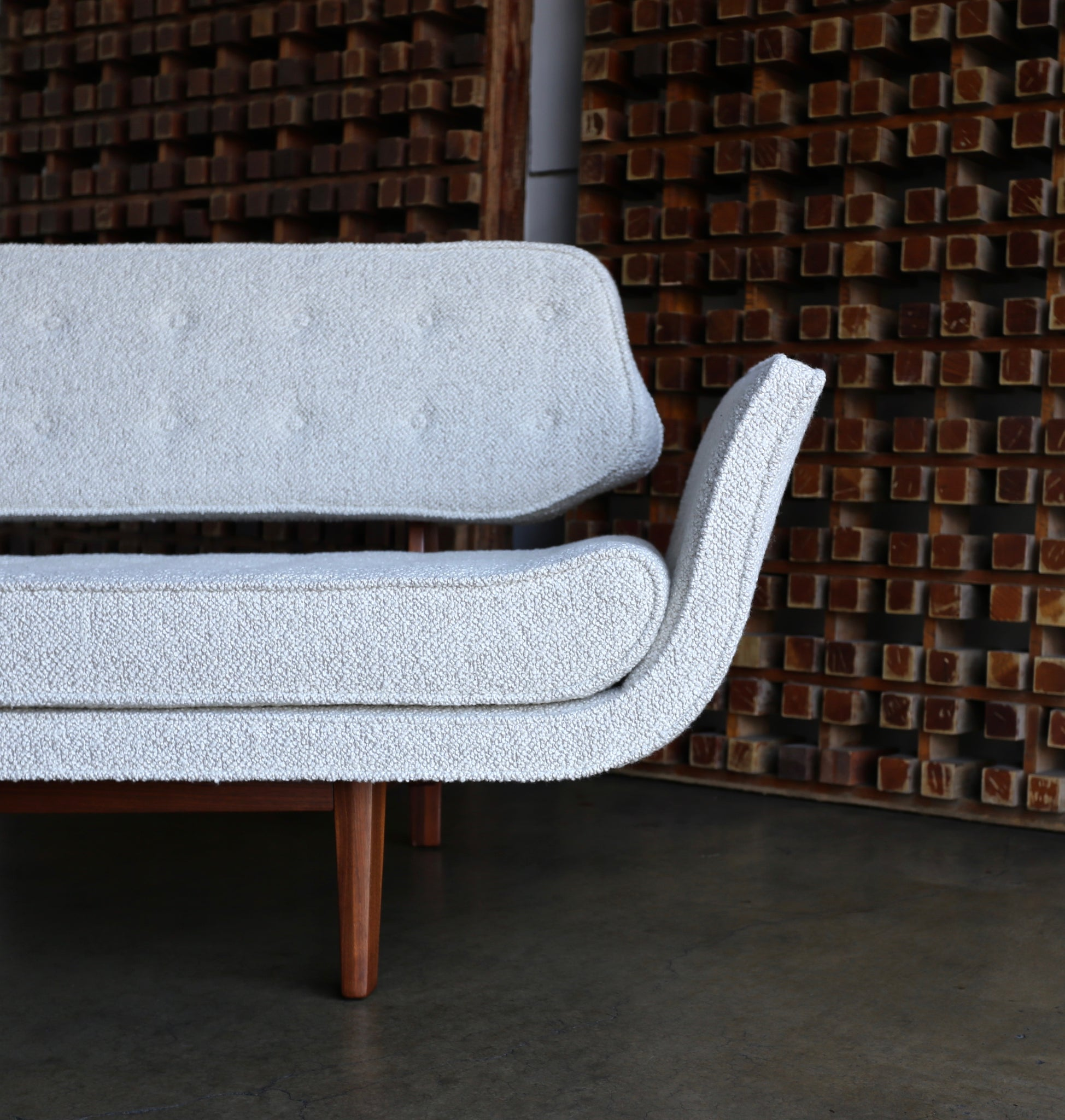 "Edward Wormley "" La Gondola "" Sofa for Dunbar circa 1957"