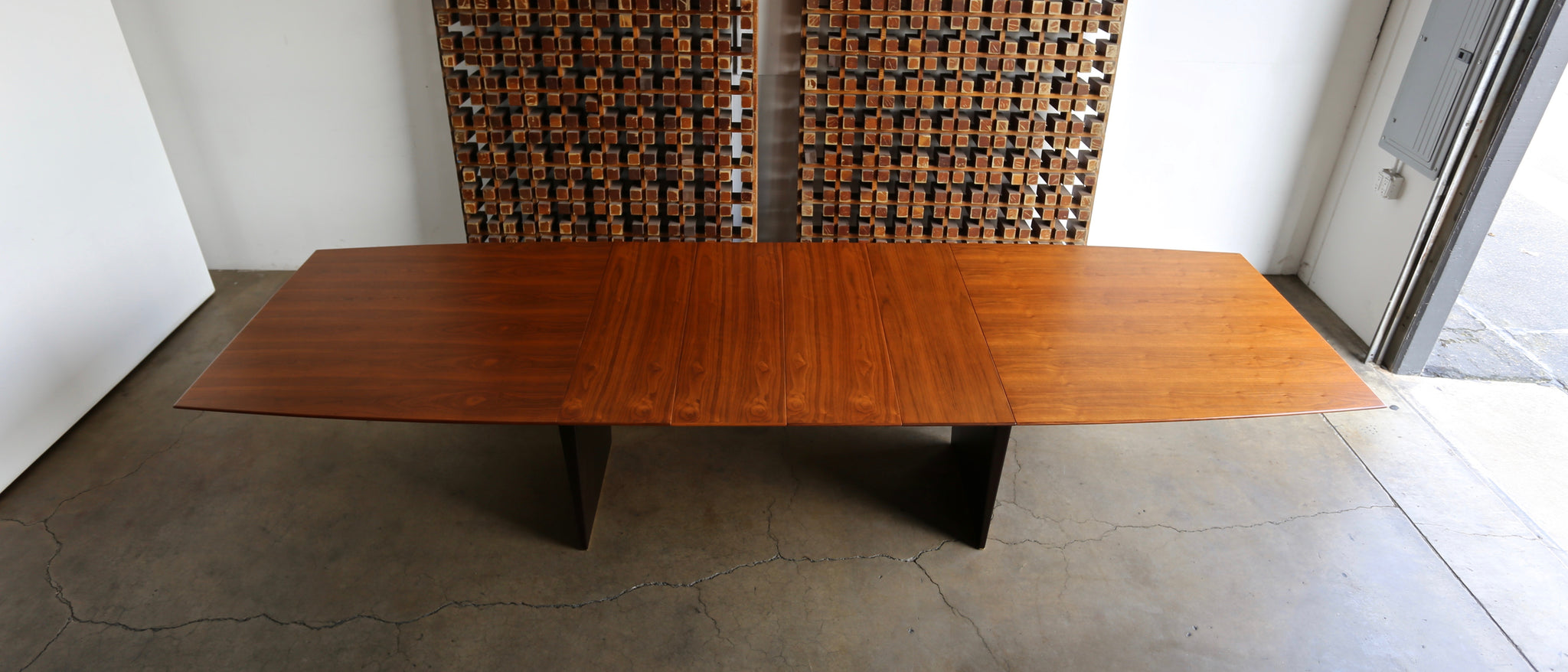 = SOLD = Edward Wormley Dining Table model 5460 for Dunbar circa 1954