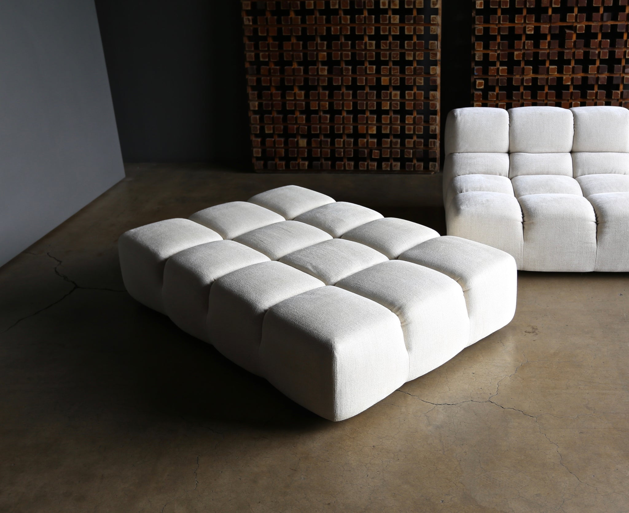 "= SOLD = Patricia Urquiola "" Tufty-Time "" Sofa for B&B Italia circa 2005"