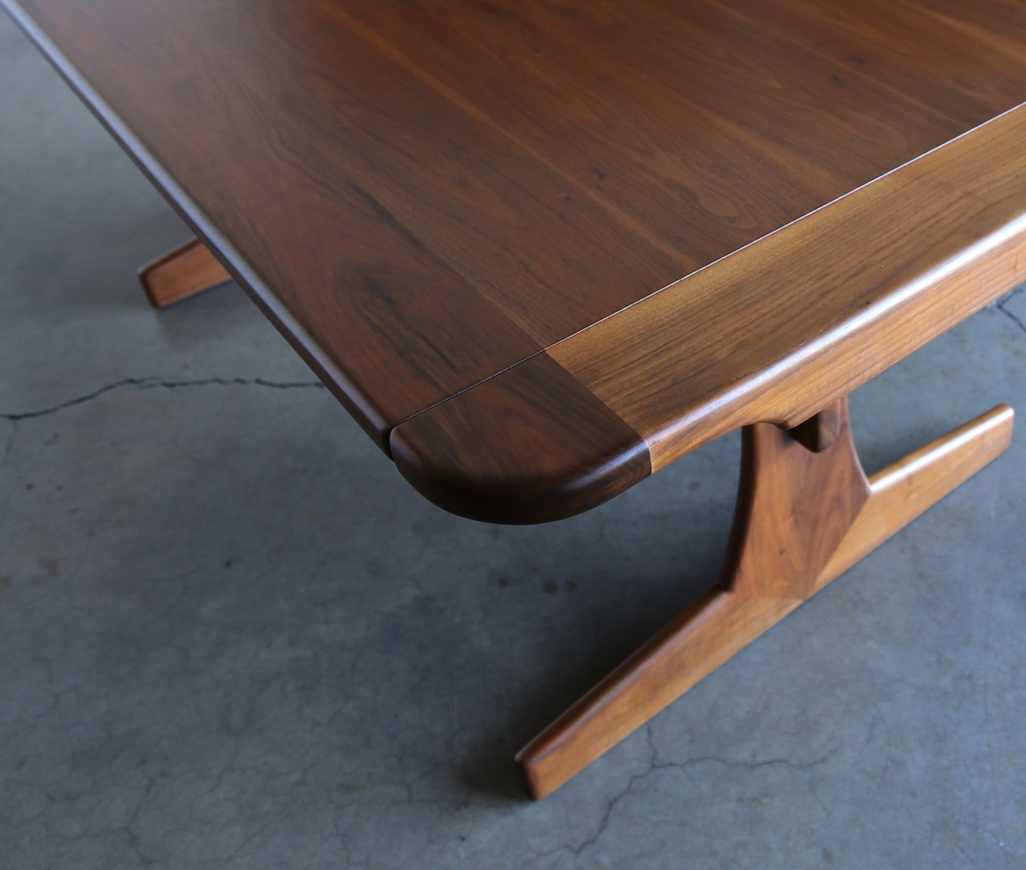 Lou Hodges Dining / Writing Table for California Design Group circa 1975