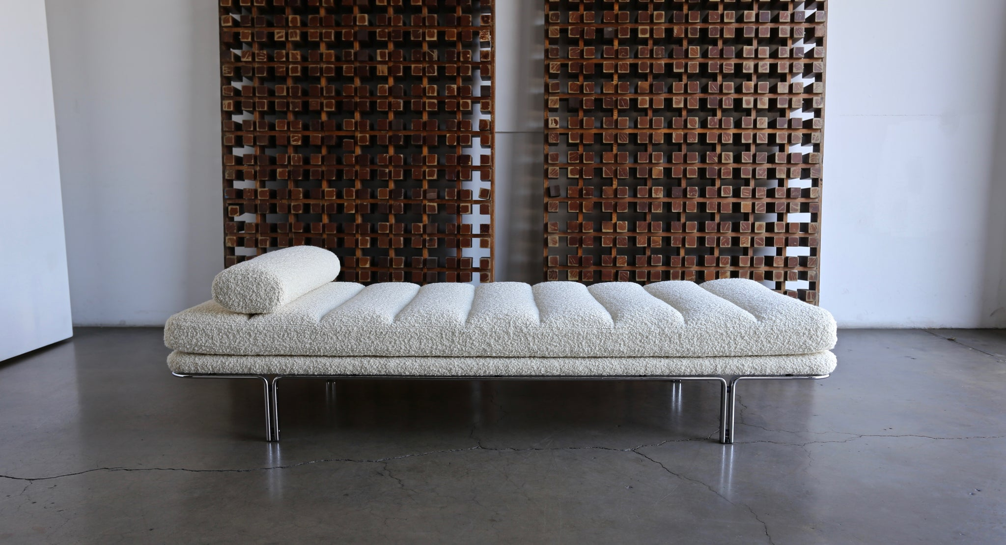 = SOLD = Horst Bruning Daybed for Alfred Kill International, circa 1970