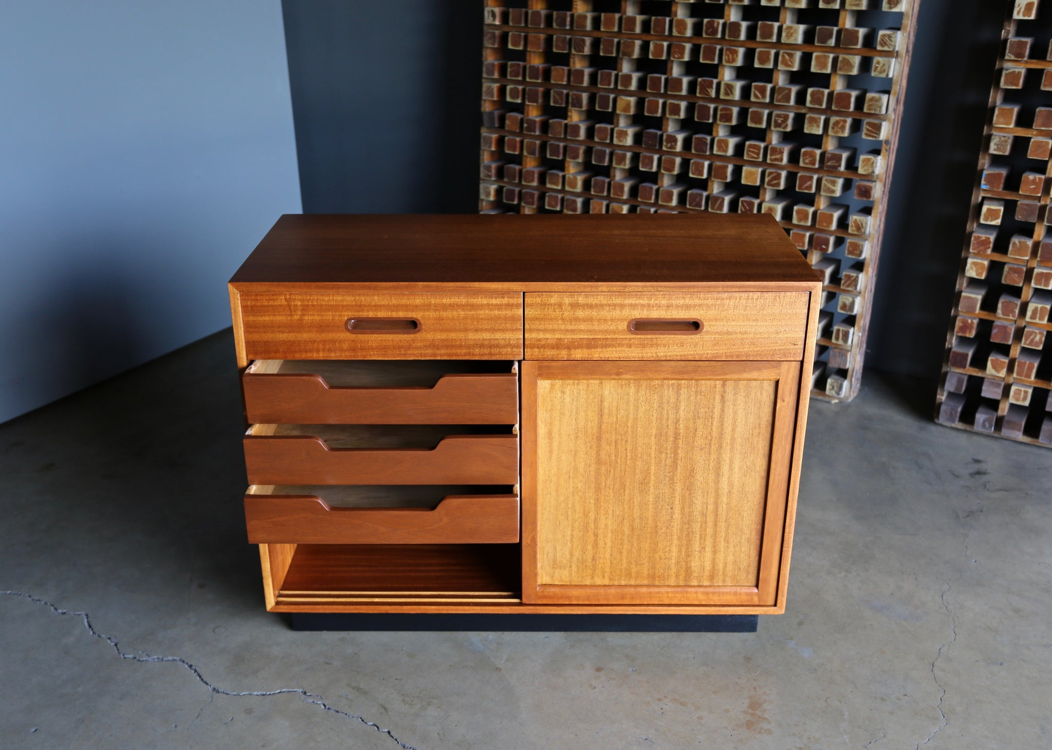 = SOLD = Edward Wormley Cabinet for Dunbar, circa 1950