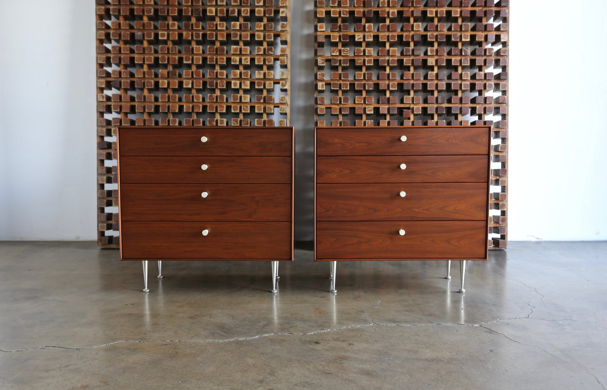 = SOLD = George Nelson Thin Edge Chest for Herman Miller circa 1960