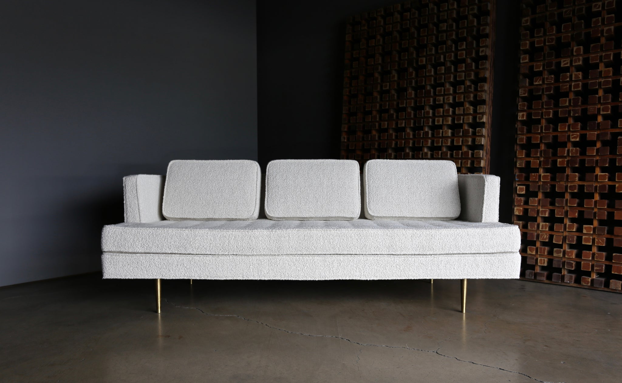 Edward Wormley Sofa for Dunbar, circa 1955