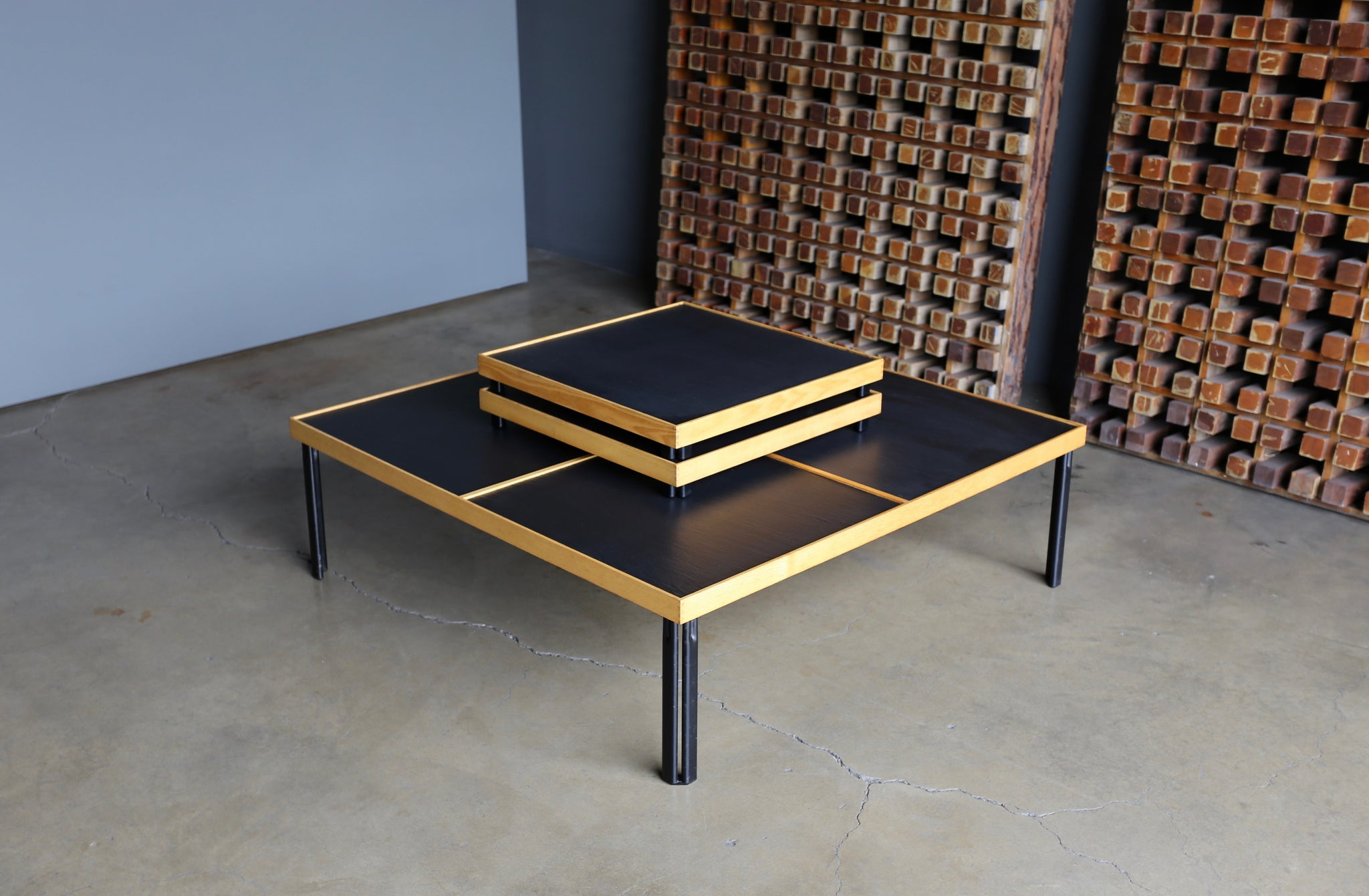 "Piero de Martini "" Naviglio "" Coffee Table for Cassina circa 1985"