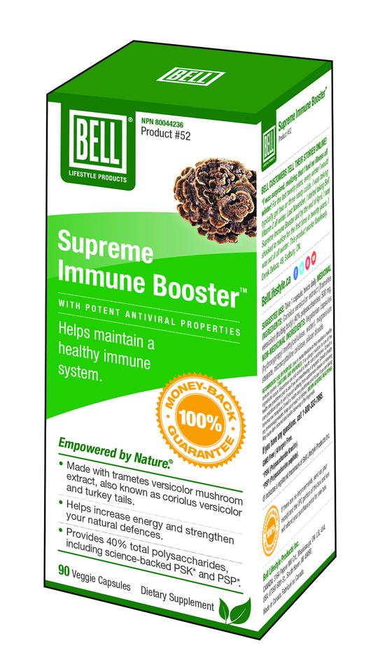 SUPREME IMMUNE BOOSTER (Antioxidants)