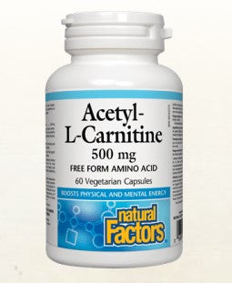 ACETYL-L-CARNITINE (Muscle & Strength)