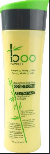BOO BAMBOO HAIR STRENGTHENING + SHINE CONDITIONER