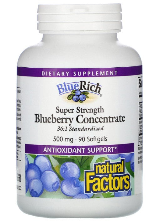 BLUERICH 500MG