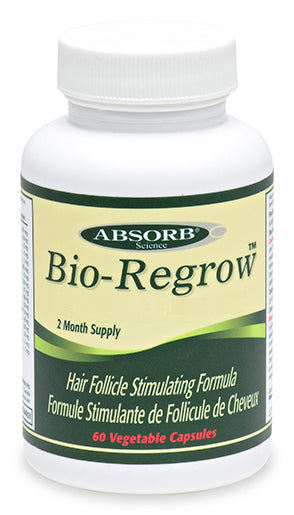 BIO-REGROW 60VCAPS (Mens Hair loss)
