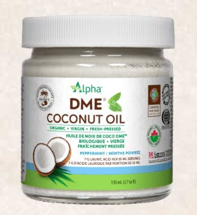 DME PEPPERMINT COCONUT OIL