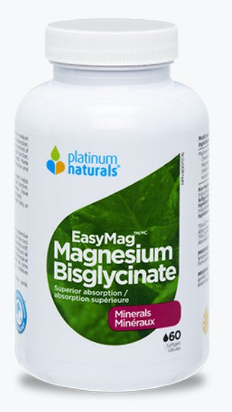 EASY MAGNESIUM BISGLYCINATE