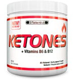 KETONES + B6 + B12 POWDER
