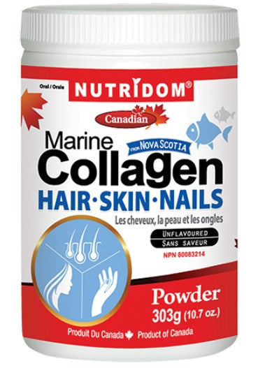 MARINE COLLAGEN HAIR SKIN NAILS