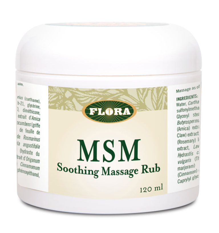 MSM SOOTHING RUB