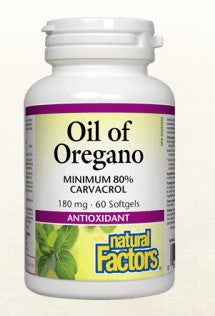 OIL OF OREGANO SOFTGELS
