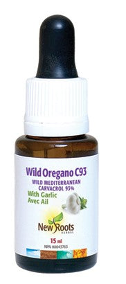 OREGANO OIL C93 + GARLIC