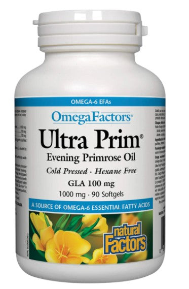ULTRA PRIM- EVENING PRIMROSE 1000MG