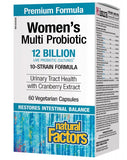 WOMEN'S MULTI PROBIOTIC 12 BILLION