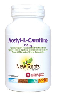ACETYL-L-CARNITINE 750MG