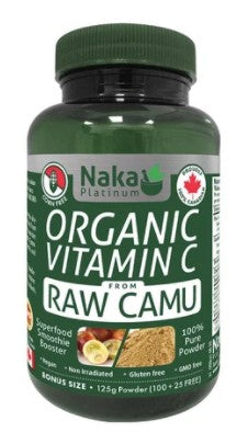 VITAMIN C CAMU CAMU POWDER