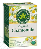 TRADITIONAL MEDICINALS CHAMOMILE TEA ORGANIC