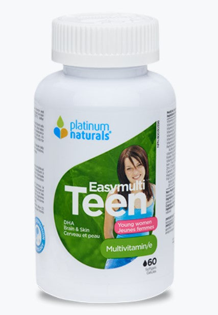 EASYMULTI TEEN YOUNG WOMEN MULTIVITAMIN