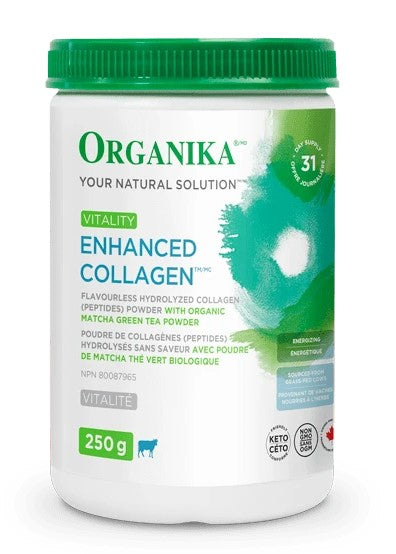 ENHANCED COLLAGEN VITALITY
