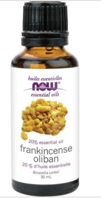 FRANKINCENSE 20% BLEND ESSENTIAL OIL