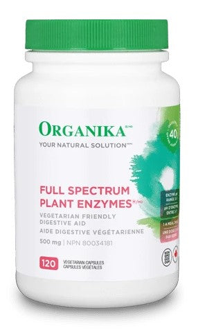 FULL SPECTRUM PLANT ENZYMES