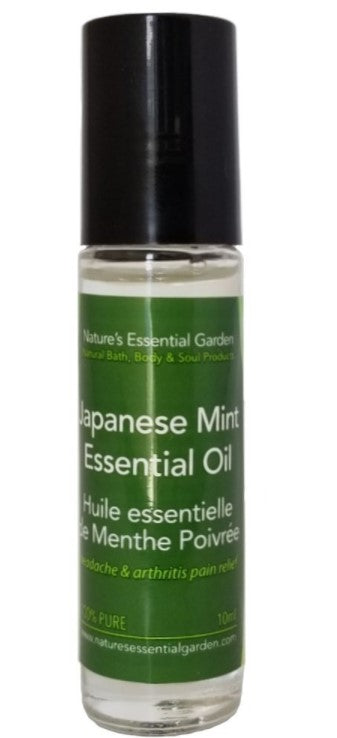 JAPANESE MINT OIL ROLL ON