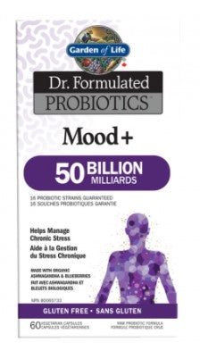 DR FORMULATED MOOD PROBIOTIC 50 BILLION