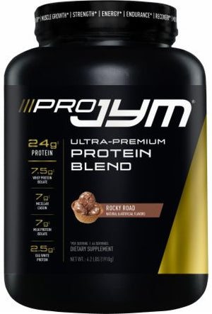 PRO JYM ROCKY ROAD PROTEIN
