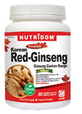 KOREAN RED GINSENG (NUTRIDOM)