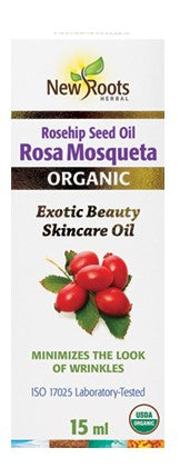 ROSE HIP SEED OIL (NEW ROOTS)