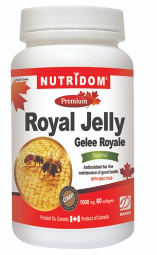 ROYAL JELLY PREMIUM