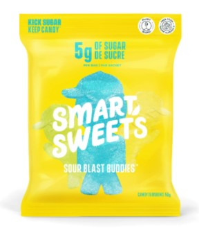 SOUR BLAST BUDDIES CANDY