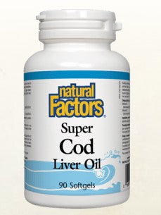 SUPER COD LIVER OIL SOFTGELS