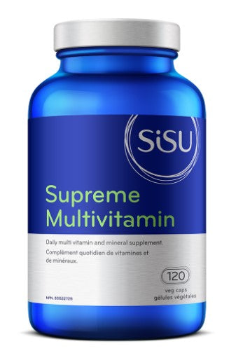 SUPREME MULTIVITAMIN (NO IRON)