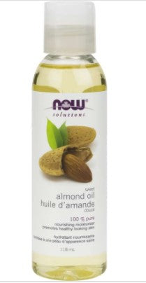 SWEET ALMOND OIL (NOW)