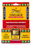 TIGER BALM PAIN RELIEVING OINTMENT RED