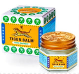 TIGER BALM PAIN RELIEVING OINTMENT WHITE