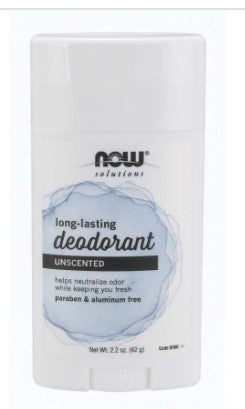 UNSCENTED DEODORANT LONG LASTING STICK