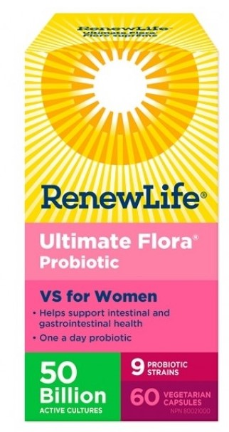 ULTIMATE FLORA VS WOMEN PROBIOTIC